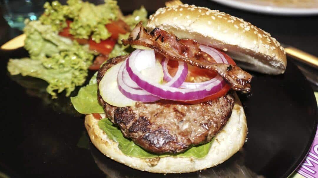 urger Rezept: Saftige Hamburger einfach selbstgemacht