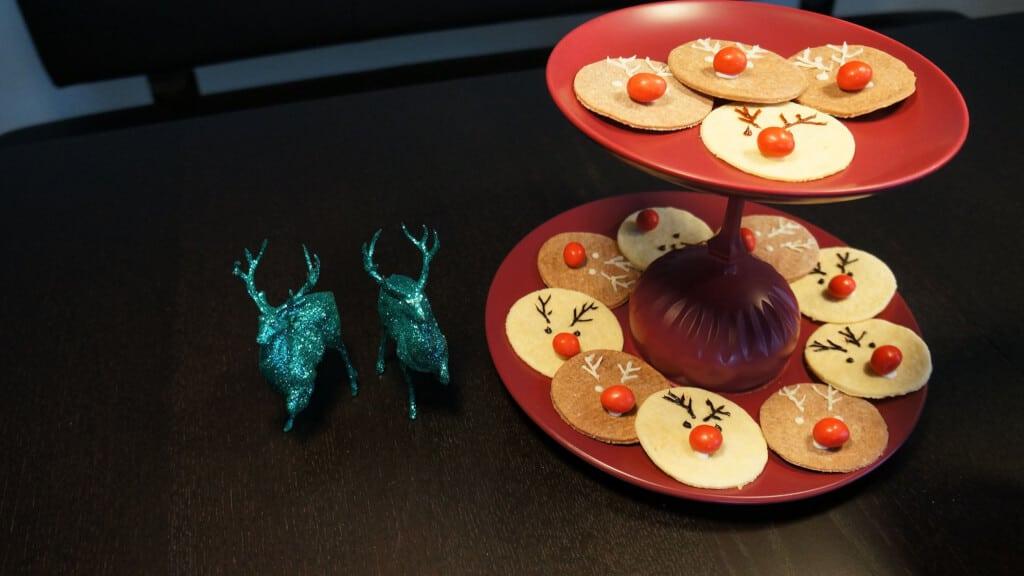Rudolfplätzchen selbst gemacht
