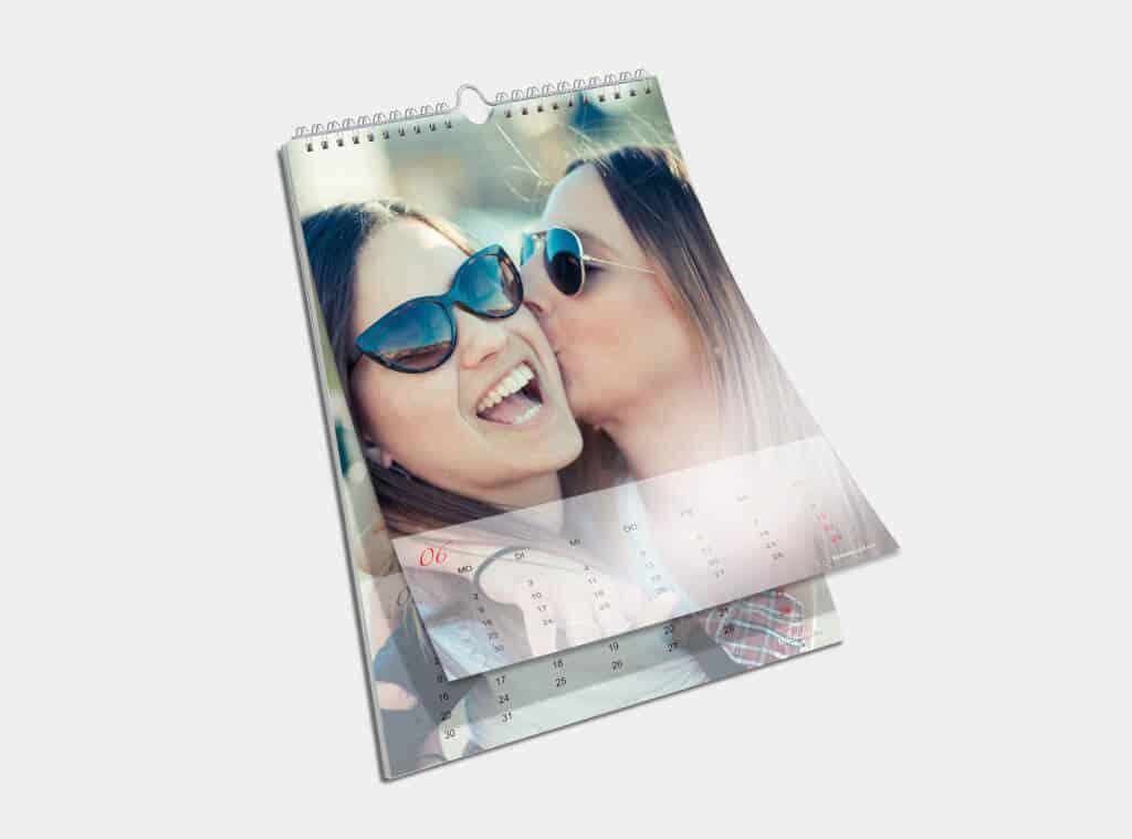 kalender selbst gestalten f r das neue jahr tipps ideen von fotokasten. Black Bedroom Furniture Sets. Home Design Ideas
