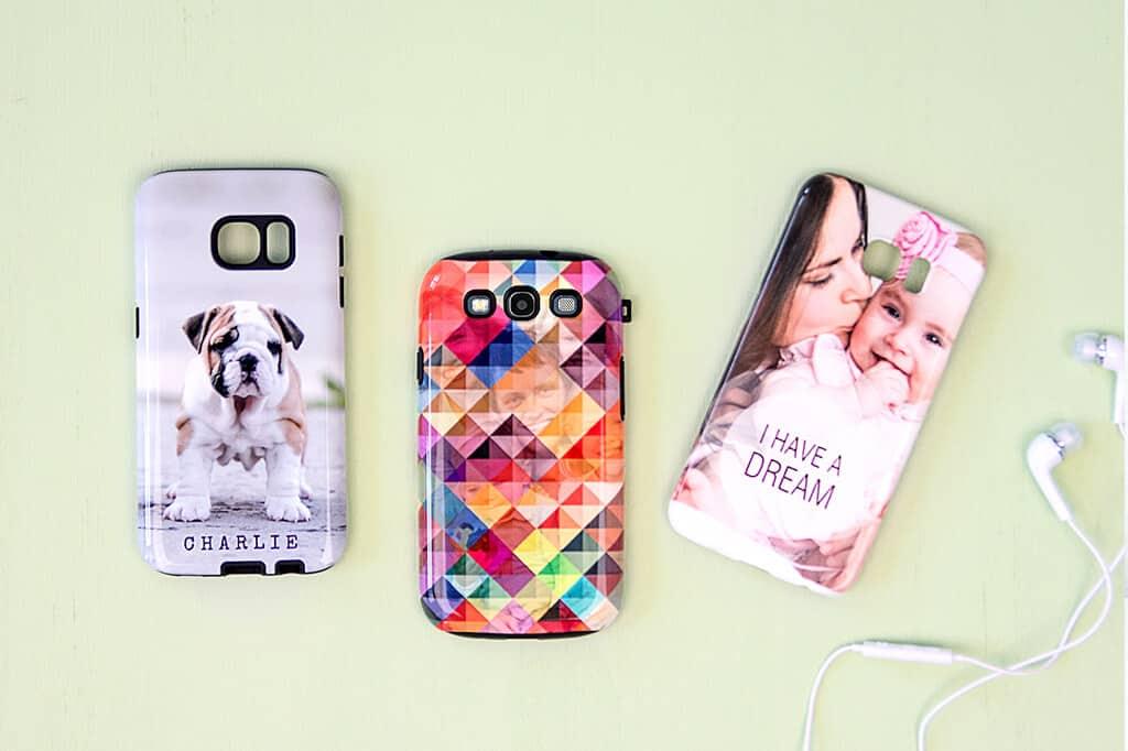 Kreative Handyhüllen selbstgestalten