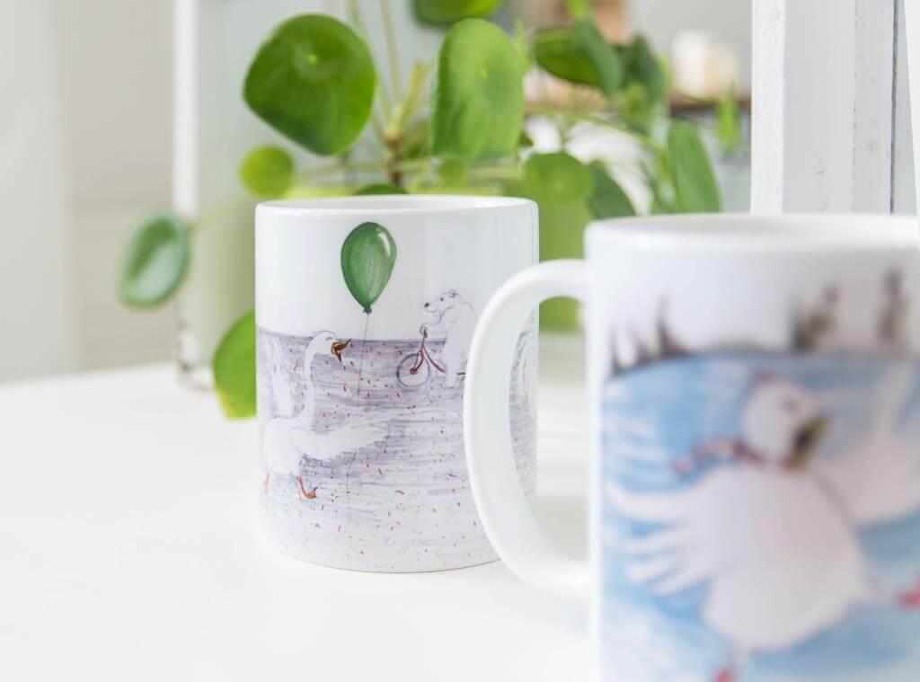 Tassen bedrucken - Fototasse mal anders ⋆ Mach was Schönes