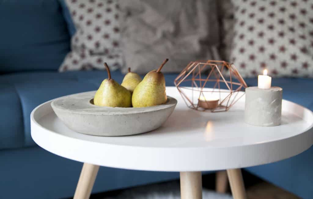 basteln mit beton tolle diy ideen mit dem trendmaterial. Black Bedroom Furniture Sets. Home Design Ideas