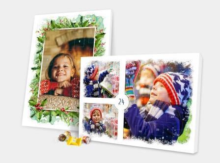 Also Einfach Den Passenden Adventskalender Selber Machen Und Losschenken.  Mit Einem Tollen Adventskalender Fühlt Sich Die Wartezeit Auf Weihnachten  Kürzer ...