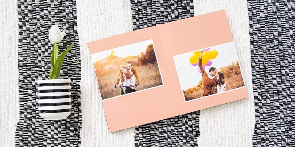Fotobuch erstellen als DIY Geschenk