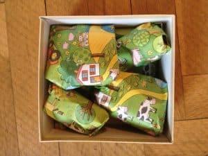 Geschenke zur Geburt volle Kiste