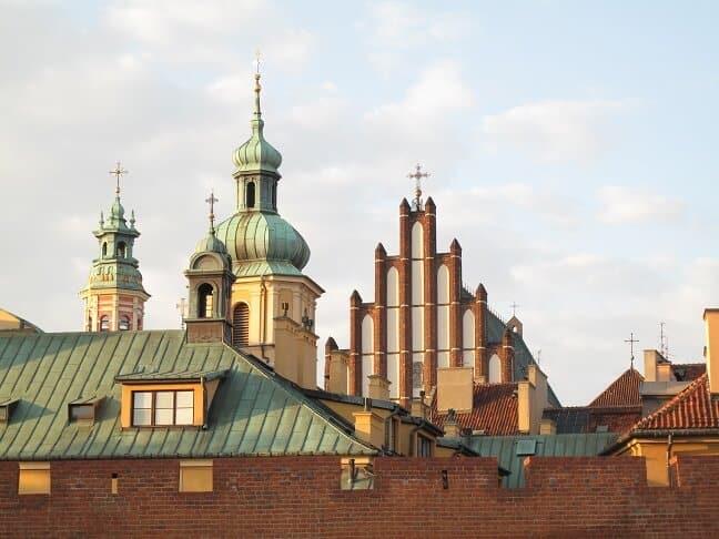Kurztrip Warschau Altstadt