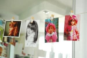 wanddeko fürs kinderzimmer